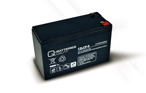 Q-Batteries AGM - Deep Cycle