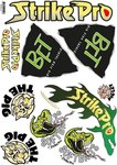 BFT-PIG SHAD-STRIKE PRO Sticker Set