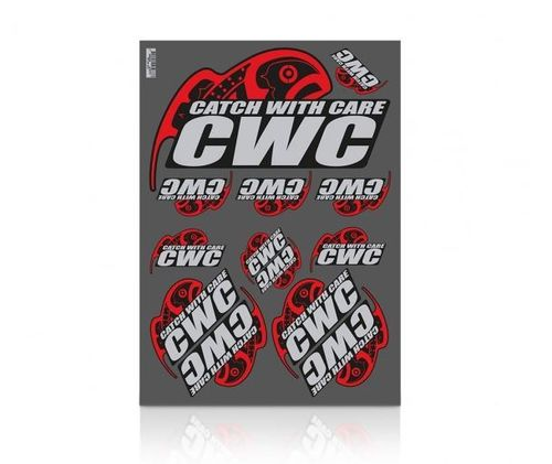 CWC Sticker Kit - A4